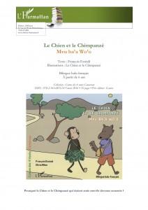 CHIEN ET LE CHIMPANZE
