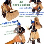Cours de percussions_s